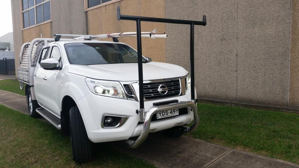 Navara NP300 Nudge Bar