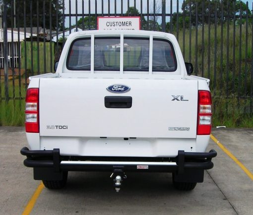 Ford Ranger PJ Twin Tube Rear